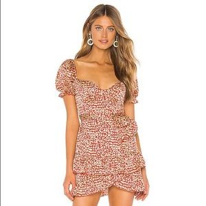 Majorelle Shiloh Mini Dress